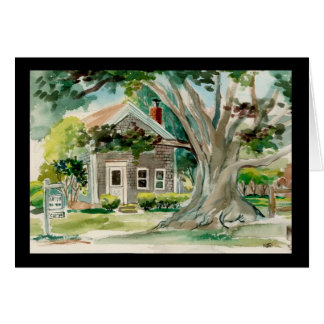 Big Tree, West Tisbury Card