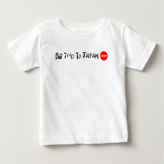 Big Trip To Japan Baby Fine Jersey T-Shirt