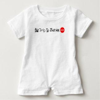 Big Trip To Japan Baby Romper