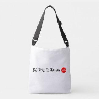 Big Trip To Japan  Cross Body Bag