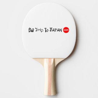 Big Trip To Japan Table Tennis Paddle