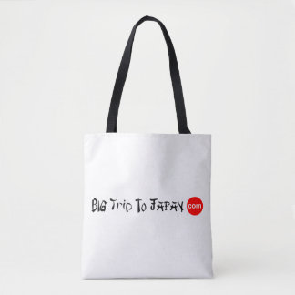 Big Trip To Japan Tote Bag