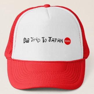 Big Trip To Japan Trucker Hat