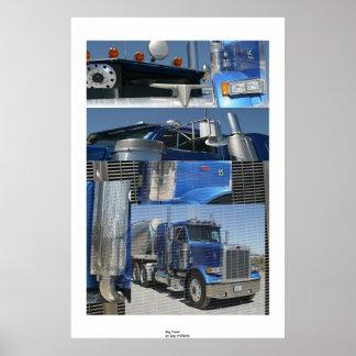 Big Truck Poster