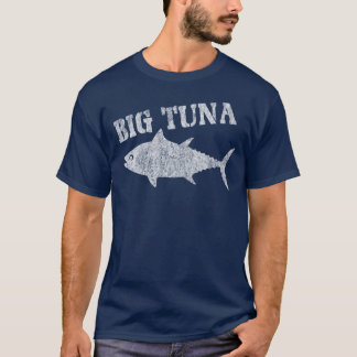 Big Tuna (wht) T-Shirt