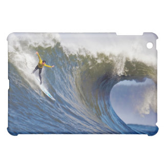 Big Wave at the Mavericks Surfing Competition iPad Mini Cover