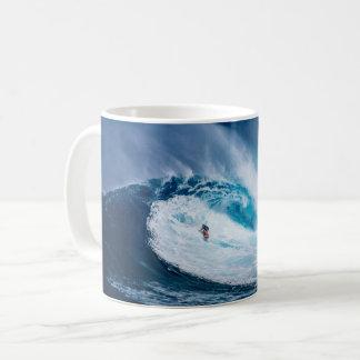 Big Wave Surfing Oceanscape Coffee Mug