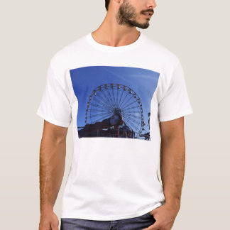 Big Wheel At The Fairground T-shirt
