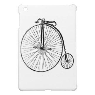 Big Wheel Bicycle iPad Mini Cases