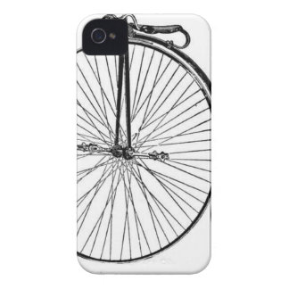Big Wheel Bicycle iPhone 4 Covers