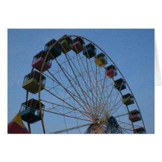 Big Wheel (card) Card