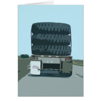 BIG WHEELS CARD