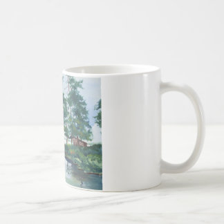 Big Wolf Point Coffee Mug