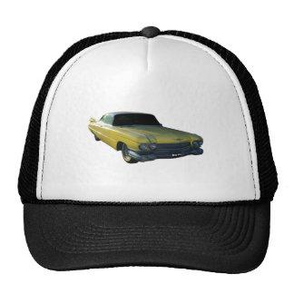 Big Yellow Fin 59 Cadillac Trucker Hat