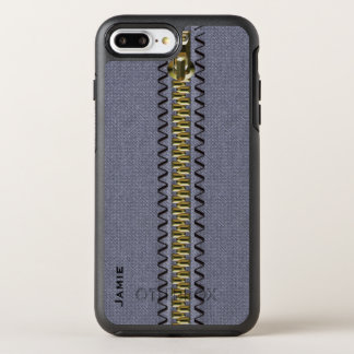Big Zipper OtterBox Symmetry iPhone 7 Plus Case