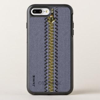 Big Zipper OtterBox Symmetry iPhone 8 Plus/7 Plus Case