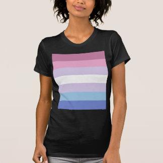 bigender pride flag T-Shirt