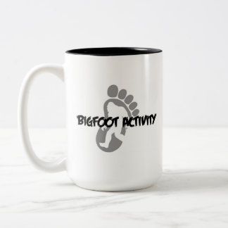 Bigfoot Activity Mug