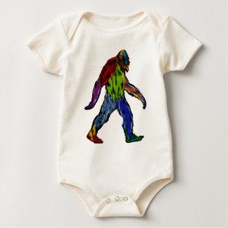 Bigfoot at Large Baby Bodysuit