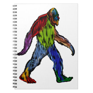 Bigfoot at Large Notebooks