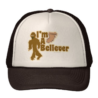 Bigfoot Believer Hats