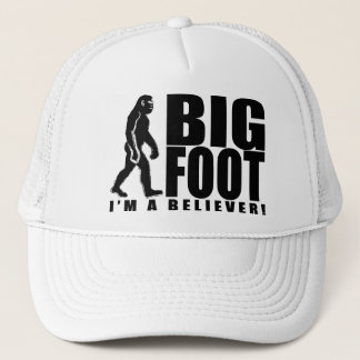 Bigfoot Believer Hat