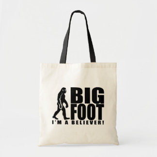 Bigfoot Believer Tote Bag