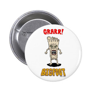 Bigfoot Pinback Buttons