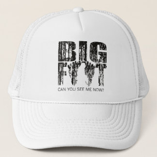 Bigfoot - Can You See Me Now? Hat