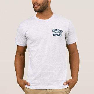 Bigfoot Canoes Tshirt