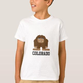 Bigfoot Colorado T-Shirt