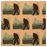 Bigfoot Fabric
