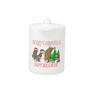 Bigfoot Family Christmas 2