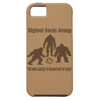 Bigfoot Focus Group.  Meeting of the minds. iPhone 5 Cover