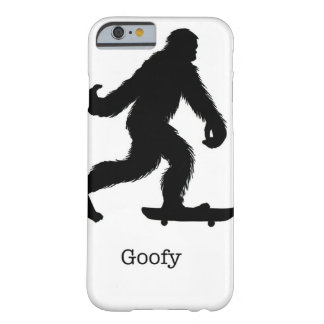 Bigfoot Goofy iphone 6/6s case Barely There iPhone 6 Case