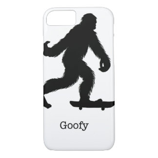 Bigfoot Goofy iPhone 7 case
