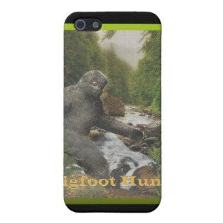 Bigfoot i-pod iPhone 5 case