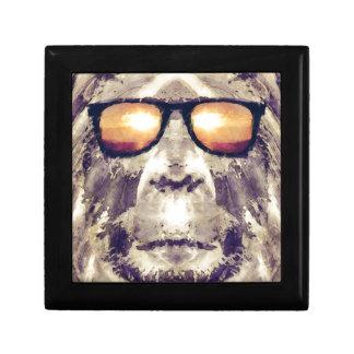 Bigfoot In Shades Gift Box