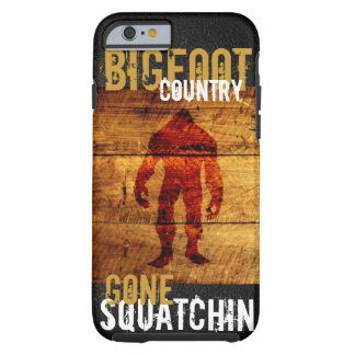 Bigfoot Iphone 6 Case