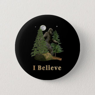 Bigfoot items 2 inch round button