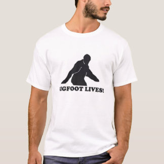 Bigfoot Lives! T-Shirt