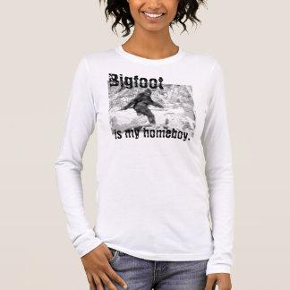 Bigfoot Long Sleeve T-Shirt
