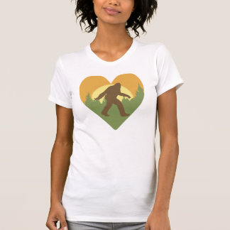 Bigfoot Love T-Shirt