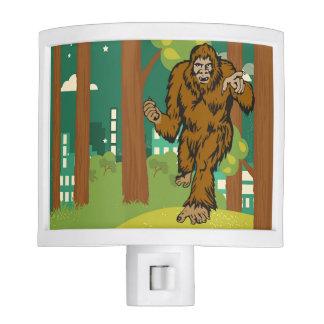 Bigfoot Nightlight Nite Light
