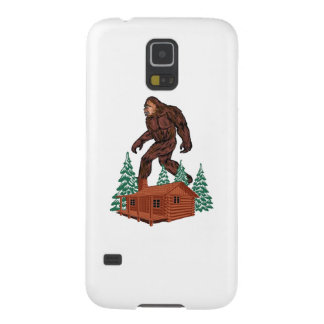 Bigfoot Paradise Case For Galaxy S5