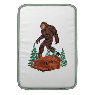 Bigfoot Paradise Sleeve For MacBook Air