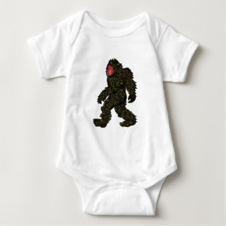 Bigfoot Pines Baby Bodysuit