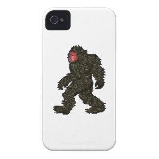 Bigfoot Pines iPhone 4 Cases