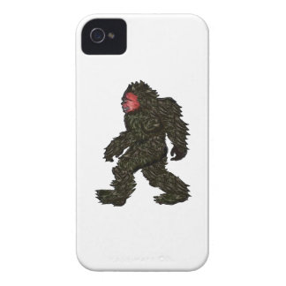 Bigfoot Pines iPhone 4 Cover