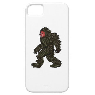 Bigfoot Pines iPhone 5 Case